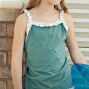 Matilda Jane girls size 4tank top